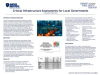 Critical infrastructure assessments for local governments